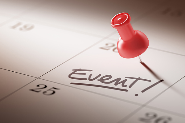 Events Calendar for Surface Care Professionals