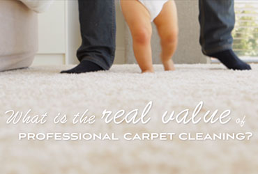 What Is The Real Value Of Professional Carpet Cleaning ?