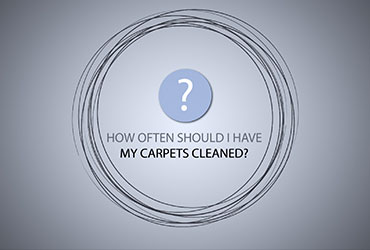 How Often Should Carpet Be Professionally Cleaned ?